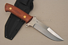 Dan Crotts Model 1 Hunter w/ Orange G10